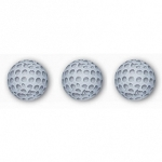 Madelaine Chocolate Golf Balls, (5 Pounds)