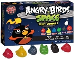 Angry Birds Space Purple Visor Movie Theater Size Boxes, (Pack of 12)