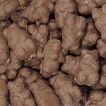 Albanese Milk Chocolate Covered Gummy Bears, 5 Pounds