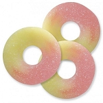 Albanese Strawberry Banana Gummy Rings, 4.5 Pounds