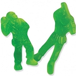 Albanese Army Guys Green Gummy Candy, 5 Pounds