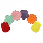 Albanese Assorted Color Flower Blossoms Gummy Candy, 5 Pounds