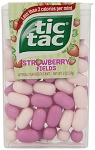 Tic Tacs Strawberry Fields, (Pack of 12)
