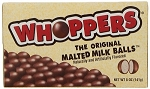 Whoppers Movie Theater Size Candy, (Pack of 12)