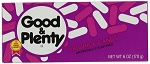 Good and Plenty Candy Movie Theater Size Boxes, (Pack of 12)