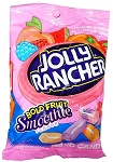 Jolly Rancher Fruit Smoothies Twists, (Pack of 12)