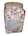 Necco Mini Rolls Tropical Wafers, (Pack of 150)