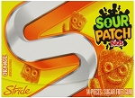 Stride Orange Sour Patch Kids, (12 Pack)