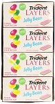 Trident Layers Jelly Bean Limited Edition Gum (Pack of 12)