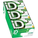 Stride ID Spearmint Gum (Pack of 12)
