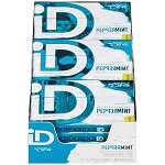Stride ID Peppermint Gum (Pack of 12)
