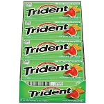 Trident Watermelon Twist Gum (Pack of 12)
