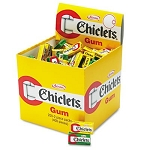 Chiclets Peppermint & Spearmint, (200 Pack)