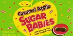 Sugar Babies Caramel Apple Flavored Halloween Candy 5 Ounce movie theater Size Boxes (Pack of 12)