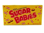 Sugar Babies Candy Movie Size Box, (Pack of 12)