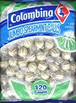 Colombina Spearmint Balls, (120 Pack)