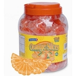 Colombina Orange Fruit Slices, (Pack of 150)