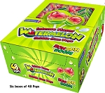 Bon Bon Boom Watermelon, (288 Pack)