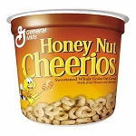 Honey Nut Cheerios Single Serve Cups, (Pack of 6)