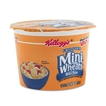 Frosted Mini Wheat Single Serve Cups, (Pack of 6)