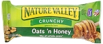 Nature Valley Oats and Honey Granola Bars, (Pack of 28)