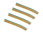 Sour Power Bulk Loose Quattro Candy Belts, (19.8 Pounds)