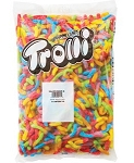 Trolli Sour Brite Crawlers, 5 Pound Bag