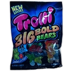 Trolli Gummy Bold Bears, 4.25 Ounce Bags, (Pack of 12)