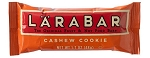 Larabar Cashew Cookie Fruit and Nut Bars, (Pack of 16)