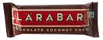 Larabar Chocolate Coconut Fruit and Nut Bars, (Pack of 16)
