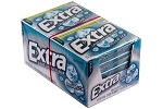 Extra Polar Ice Gum Slim Pack, (Pack of 10)