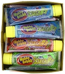 Sour Squeeze Pops Candy, (Pack of 18)