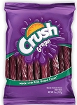 Kennys Juicy Grape Crush Twists 5 Ounce Bags, (Pack of 12)