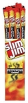 Giant Slim Jim Pepperoni Meat Snacks, (Pack of 24)
