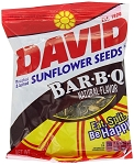 Davids Barbecue Sunflower, 5.25 Oz, (12 Pack)