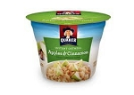 Quaker Oatmeal Apples and Cinnamon Single Serve Cups, (Pack of 24)