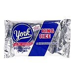 York Peppermint Patties King Size Candy Bars, (Pack of 18)