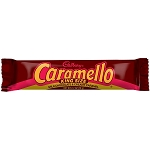 Caramello King Size Candy Bars, (Pack of 18)