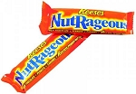 Reeses Nutrageous Candy Bars, (Pack of 18)
