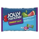 Jolly Rancher Crunch and Chew Assortment, (Pack of 18)