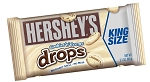 Hersheys Cookies and Cream Drops King Size Candy Bars, (Pack of 18)