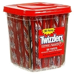 Twizzlers Strawberry Twists, (Pack of 105)