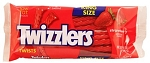 Twizzlers Strawberry Twists King Size Candy Bars, (Pack of 15)