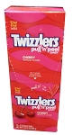 Twizzlers Pull and Peel Cherry Candy, (Pack of 15)