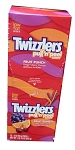 Twizzlers Pull and Peel Fruit Punch Candy, (Pack of 15)