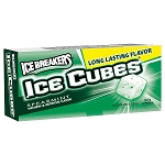 Ice Breakers Ice Cubes Spearmint Gum, (Pack of 8)