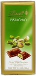 Lindt Milk Chocolate Pistachio Bars, (Pack of 12)
