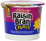 Raisin Bran Single Serve Cups, (Pack of 6)