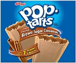 Kelloggs Frosted Brown Sugar Cinnamon 6 Piece Box, (Pack of 12)