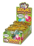 Flix Sour Pacifier Pops, (Pack of 12)